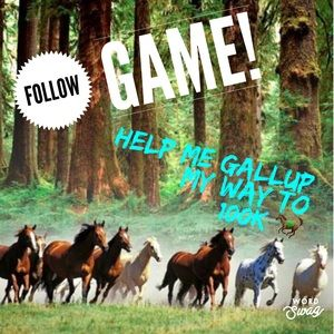 Let's run together! 🐎🐎🐎🐎🐎
